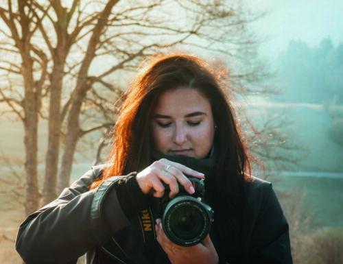 Ester Turri: il bisogno di raccontare tramite immagini