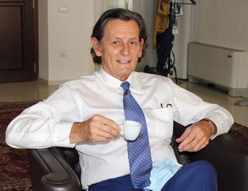 Giorgio Fracalossi: «Studiare sempre, fermarsi (quasi) mai»