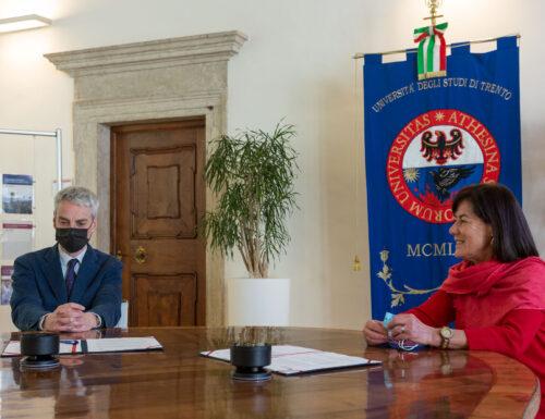 Università di Trento e SAT in cordata per la montagna