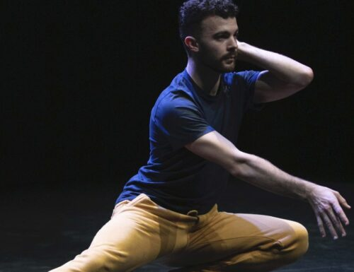 """Lorenzo Morandini al Teatro alla Cartiera per """"Komm Tanz"""""""