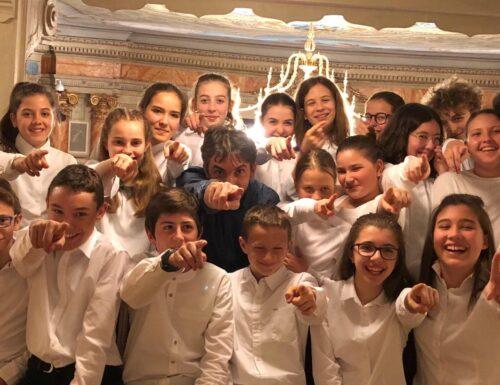 """Menzione per l'Orchestra Junior della Scuola Musicale """"Jan Novák"""""""