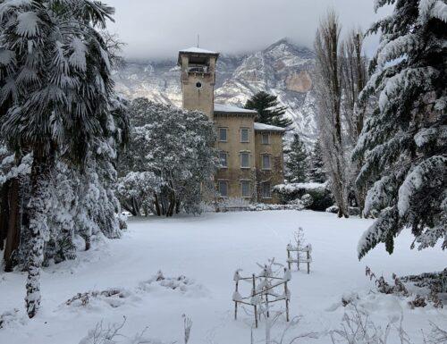 La neve a San Leonardo