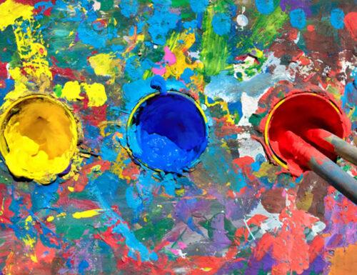 Ogni colore è una regione dell'animo umano