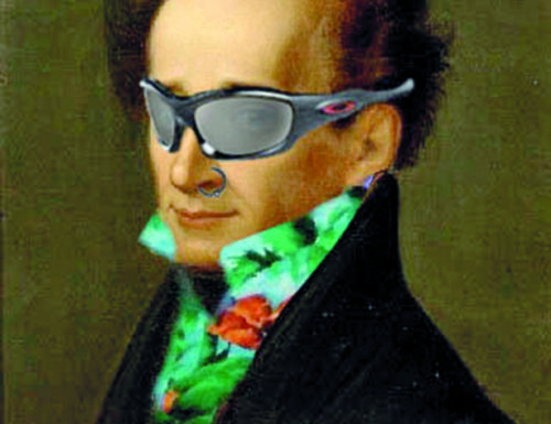 In clausura come Giacomo Leopardi