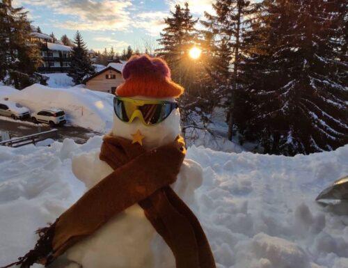 Pro Loco Monte Bondone:  contest di Pupazzi di neve per animare la comunità