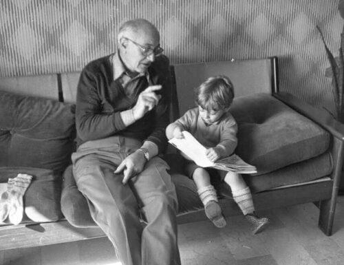 Casa dei nonni: il rifugio per grandi e piccini è off-limits
