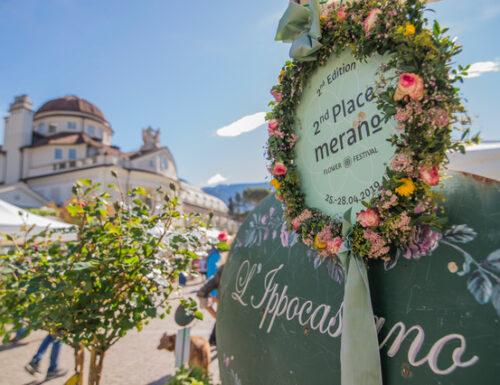 28-30 maggio Merano Flower Festival e Anteprima Merano WineFestival