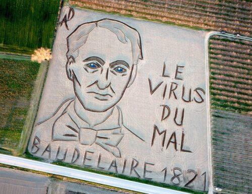 """Duecento anni dopo, in un campo del veronese, Baudelaire è """"Le virus du mal"""""""