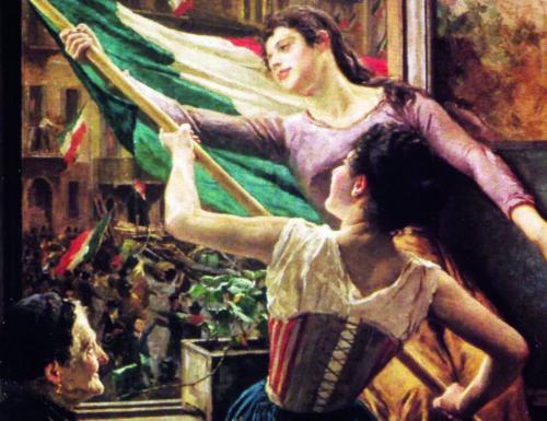 Dimenticate Sorelle d'Italia. 1871-2021