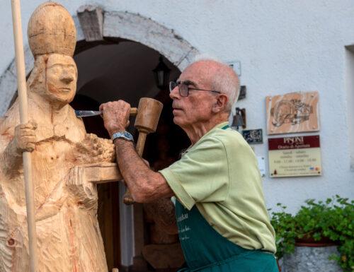 Arrigo Pisoni: a cavallo di due secoli, della vigna e del legno