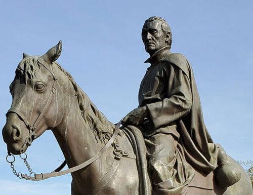 """Padre Eusebio Chini, il """"missionario cowboy"""""""