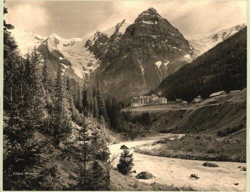 Alberghi di montagna 1890-1930: Alto Adige, Tirolo del Nord, Trentino