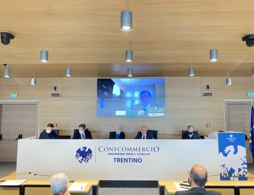 Giovanni Bort acclamato presidente di Confcommercio Trentino