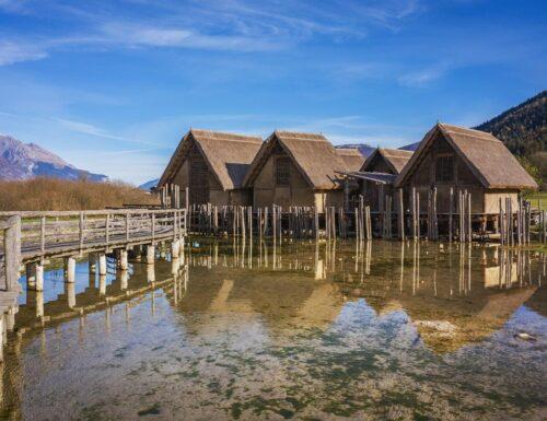 A Fiavé è in fase di completamento il Parco Archeo Natura