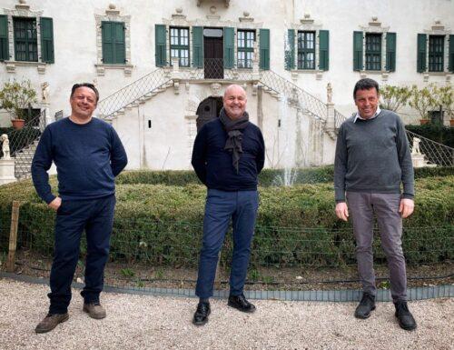Strada del vino e dei sapori, Sergio Valentini è il nuovo presidente
