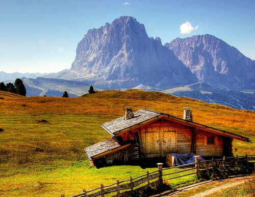 Il Trentino Alto-Adige, seconda meta scelta dagli italiani per viaggiare