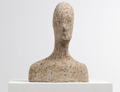 Per Walter Moroder la figura umana è un'esperienza