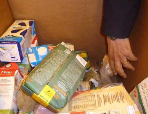 Entro Pasqua 10.000 chili di aiuti alimentari ai più bisognosi
