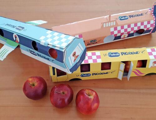 """""""Le Piccoline Melinda"""", le mele a misura di bambina e bambino"""