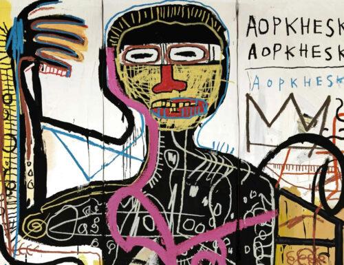 """Versus Medici"" di Basquiat presto all'asta da Sotheby's"