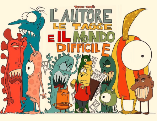 Arte e burocrazia: un corso con il disegnatore Tonio Vinci