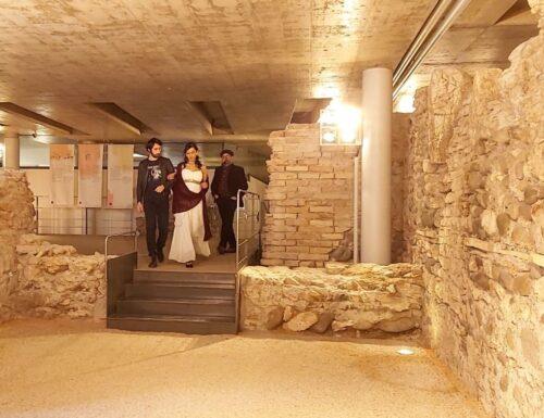 Tridentum romana: l'archeologia va in scena (on line)