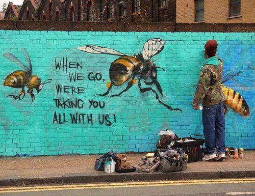 L'importanza di essere un'ape