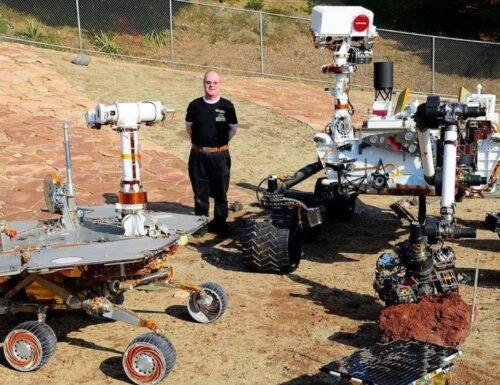 """Dal """"Rosmini"""" di Rovereto a Pasadena: Paolo Bellutta racconta la sua NASA"""