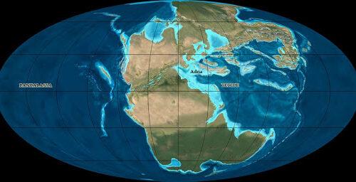 Triassico: quando non c'erano le mezze stagioni