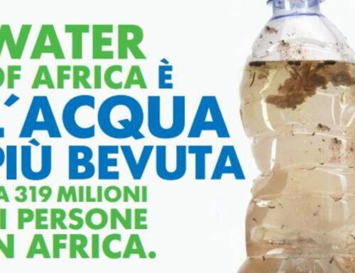 No al consumo di acqua contaminata in Africa!