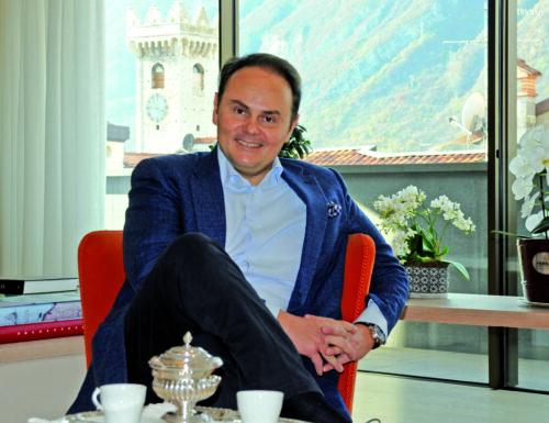 """Matteo Lunelli: «La mia vita a bordo di """"un"""" Ferrari»"""