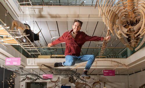 """Ripartenza """"in volo"""" al Museo delle Scienze"""
