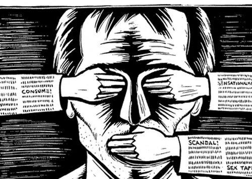 La censura sta all'arte come l'ostacolo sta alla corsa a ostacoli