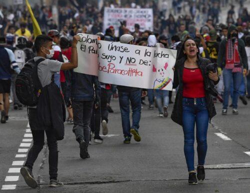 Ma che cosa sta succedendo in Colombia?!