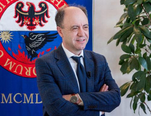 """Flavio Deflorian: """"Sogno un'università ancora più interconnessa con il mondo"""""""