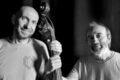 Carlo la Manna e Andrea Brunello in... una storia di amicizia e di amore per la Terra!