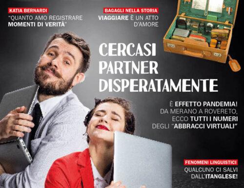 Giugno | 21: Cercasi partner, Bagagli, Katia Bernardi, Vallortigara, l'Itanglese…