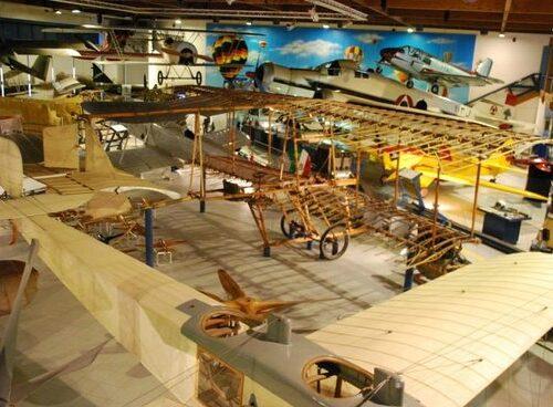 Il Museo dell'Aeronautica Gianni Caproni riapre con qualche novità