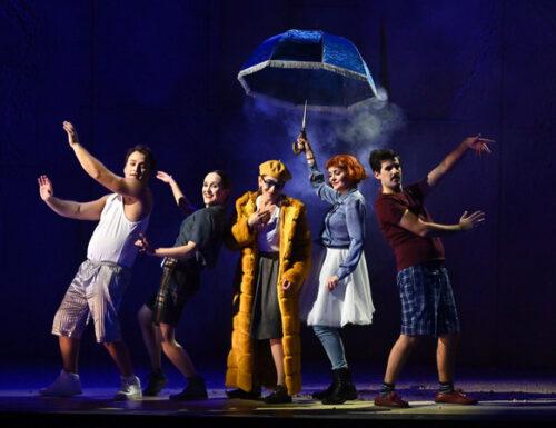 """Matteo Franceschini e la sua favola """"Alice"""" al Teatro Comunale di Bolzano"""