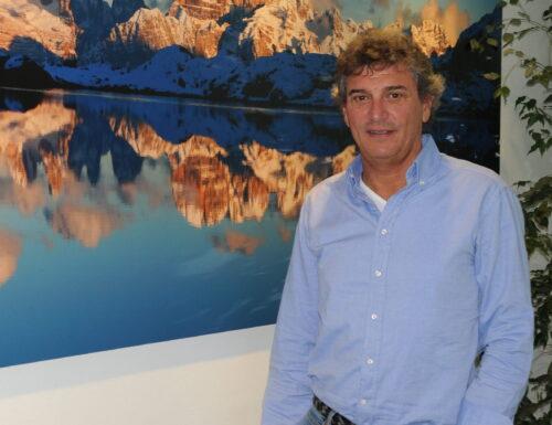 Lorenzo Delladio: con la montagna ai vostri piedi