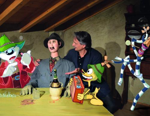 Girolamo che ci ricorda Pinocchio