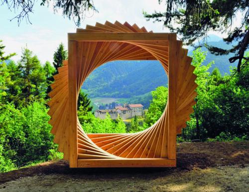 """""""Bosco Arte Stenico"""": dove l'arte è natura"""