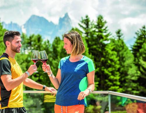 "Il 13 giugno al via ""Fiemme Trekking Gourmet"""