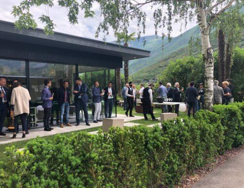 Le Famiglie Trentine del Vino & lo chef Peter Brunel