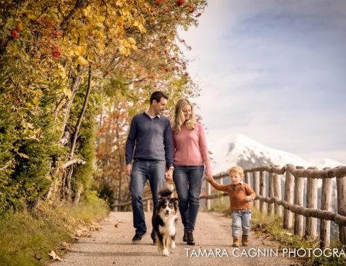 Angela, Mario, Riccardo e… Alaska