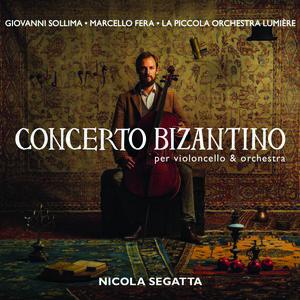 Nicola Segatta > Concerto Bizantino