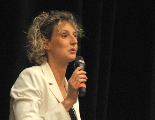 """Silvia Gadotti, giornalista """"liquida"""""""