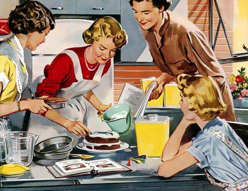 """Ogni giorno è la """"festa della mamma"""""""