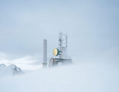 Gregor Sailer. The polar silk road