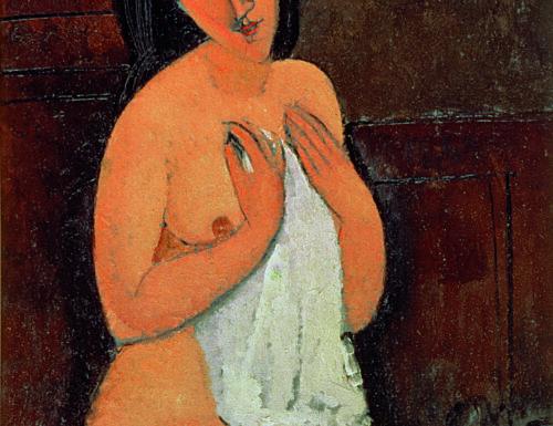 Modigliani Experience: a Pergine l'esposizione del grande artista livornese
